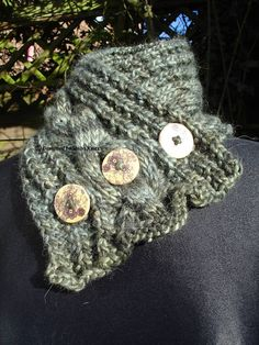 Your place to buy and sell all things handmade Green Wool, Soft Hands, Hand Dyed Yarn, Mild Soap, Neck Warmer, Cable Knit, Hand Knitting, Pattern, Accessories