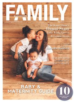 We are SO excited to feature the wonderfully talented Danni Starr, co-host of the popular radio morning show The Kane Show, on our May cover! Check out the issue to read about her journey, find awesome Mother's Day activities near you, finding the right face cream for your skin and much more!