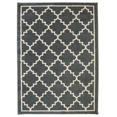 Home Decorators Collection Winslow Dark Slate 10 ft. x 12 ft. 11 in. Area Rug - 492748 - The Home Depot
