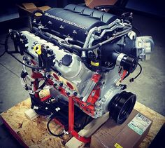 Ls1 engine for an airboat setup equipped with corvette water pump a newer combination mastmotorsports lsx 427 topped off with a malvernweather Gallery