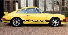 1973 Porsche 911 Carrera 2.7 RS Lightweight M471 LHD
