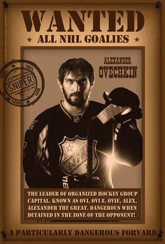 100% Alexander Ovechkin