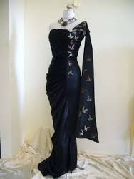 pictures 1950's fashion evening ware - Google Search