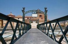Bridge  Puente De Santo Domingo In Malaga by Jenny Rainbow Urban Photography, Fine Art Photography, Street Photography, Art Prints For Home, Home Art, Andalusia, Bridge, Spain, Framed Prints