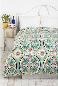 Duvet from urban outfitters.