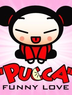 """""""Pucca""""    FUNNY LOVE    ♥♥"""