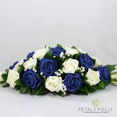 navy centerpieces - Google Search