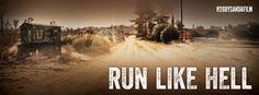 #RunLikeHell
