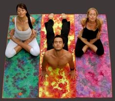 Brighten up yoga sessions with a Yogitoes skidless mat | eBay UK