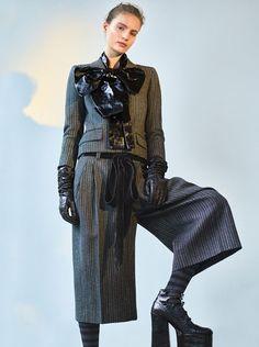 Tilda Lindstam | Vogue México Dezembro 2016 | Editoriais - Revistas de Moda