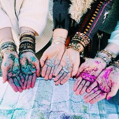 Glitter Girls!