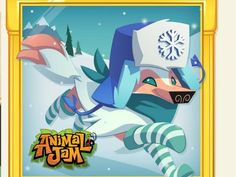 I got: Arctic Wolf!! What Animal Jam Animal Are you?