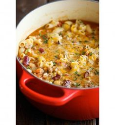 Dix recettes de pates dans un seul plat !Un mac and cheese au chili con carne : pourquoi on n'y a pas pensé plus tôt ?