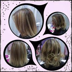 Lleva tu Balayage con el estilo de peinado que quieras balayageolaplex cabellosano hairbalayage