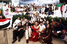 A cultural festival held to raise funds for the Heal the World Foundation