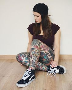 Sexy Leg Tattoo Ideas For Girls Who Want To Be Hot