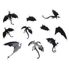 Love this (dragons, tattoos, flight, fantasy) dragon tattoo designs Small Dragon Tattoos, Dragon Tattoo Designs, Small Tattoos, Cute Dragon Tattoo, Mini Tattoos, Body Art Tattoos, Cool Tattoos, Tattoo Studio, Kite Tattoo