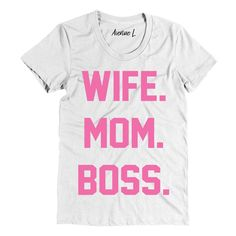 Mother Hustler Shirt Pink Letters Mom Shirt Cute Momcute Mom