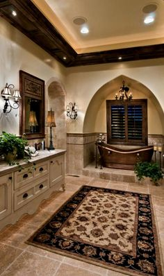 Hottest Photographs big Bathroom Rugs Suggestions Finding cotton rugs isn't ro. Hottest Photographs big Bathroom Rugs Suggestions Finding cotton rugs isn't ro… – Hottest Ph Tuscan Bathroom Decor, Large Bathroom Rugs, Big Bathrooms, Bathroom Wall Decor, Bathroom Styling, Beautiful Bathrooms, Bathroom Ideas, Bathrooms Decor, Bathroom Designs