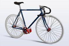 UNIK bikes, Fixerati, and Brother Cycles - Levi's Fixie Bike