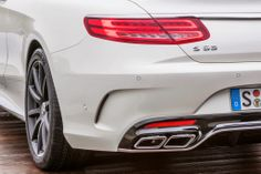 Cars & Life | Cars Fashion Lifestyle Blog: The New Mercedes S63 Coupe 4MATIC AMG