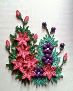 Quilling Videos, Quilling Craft, Quilling Flowers, Quilling Techniques, Quilling Patterns, Quilling Designs, Paper Quilling, Quiling Paper, Paper Art