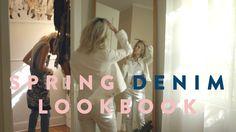 SPRING DENIM LOOKBOOK / That's Chic