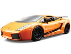 The Burago Lamborghini Superleggera, is a diecast model car kit from this fantastic manufacturer in 1/24th scale. Build them, display them, collect them. Bburago's range of 1/24 scale die cast kits give you the chance to build your own super car or even a classic car. With a fully painted die cast metal body and coloured plastic detailing parts these kits will make up into a model you will want to display.