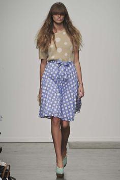 Karen Walker Ready-to-Wear S/S 2013