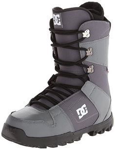 DC Mens Phase 15 Snowboard Boot Grey 8 D US   Visit the image link more 4a3b12a6fab