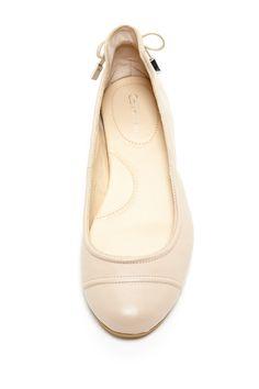 Priya Nappa Ballet Flats CK