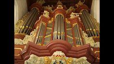 D. Buxtehude - Ciacona in e - Vincent van Laar - Grote Kerk Leeuwarden