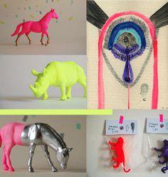 #neon #animals