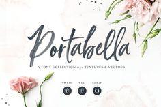 NEW! Portabella Font