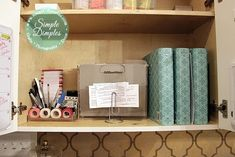 How to Organized All of Your Household Paperwork into Three Binders -- includes free printables!