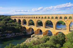 Roman Aqueduct & Engineering Marvel