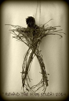 Blair Witch Scarecrow Stickman