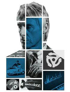Paul Weller - The Modfather Music Love, Live Music, Good Music, The Style Council, Paul Weller, I Believe In Love, Rock News, Teddy Boys, Rude Boy