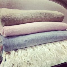 washable linen throws