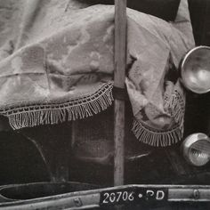 Car and Cover, Robert Rauschemberg, 1951