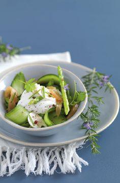 Saumon ciboulette et fromage blanc, les recettes fraîches c'est par ici http://psaltis.fr/salade-saumon-mousse-fromage-ciboulette/