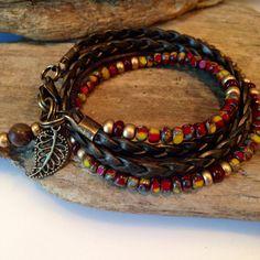 Hey, I found this really awesome Etsy listing at https://www.etsy.com/listing/204562070/beaded-boho-wrap-bracelet-2x-multi-wrap