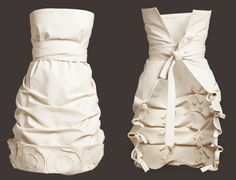 Super cute aprons.  Wouldn't these be perfect for a new bride?