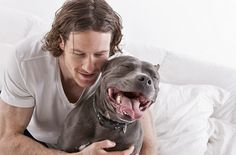 How happy is that dog to be playing with Duncs? SO HAPPY!