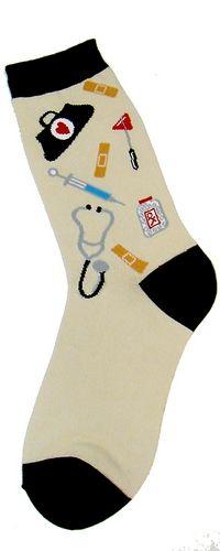 Medical Arts Socks #medical #nurse #socks
