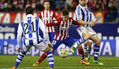Temp. 2015-2016   Atlético de Madrid - Real Sociedad   Vietto