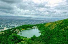 Turtule Lake, Tbilisi / Republic of Georgia #travel #nature #lake