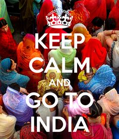 Keep Calm and Go To India. Mayura restaurante & Lounge - Barcelona