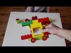 Učíme sa s LEGO duplo #2 - YouTube Lego Duplo, Activities For Kids, Youtube, Lego Duplo Table, Children Activities, Kid Activities, Petite Section, Youtubers, Youtube Movies