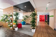 GASPARBONTA has designed the new offices of software development firm Hortonworks located in Budapest, Hungary. After designing an office in 2015 for Open Concept Office, Open Office Design, Open Space Office, Industrial Office Design, Office Workspace, Office Interior Design, Office Interiors, Office Setup, Workspace Design